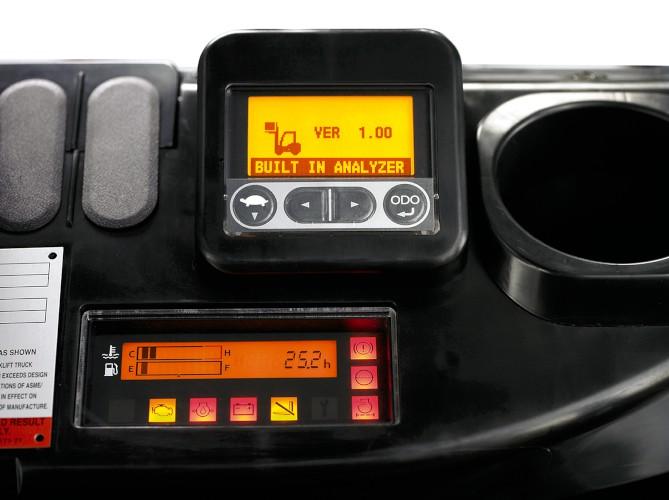 Dizel Ve Lpg Li Forklift Toyota 8fgcu Amp 7fgcu Toyota